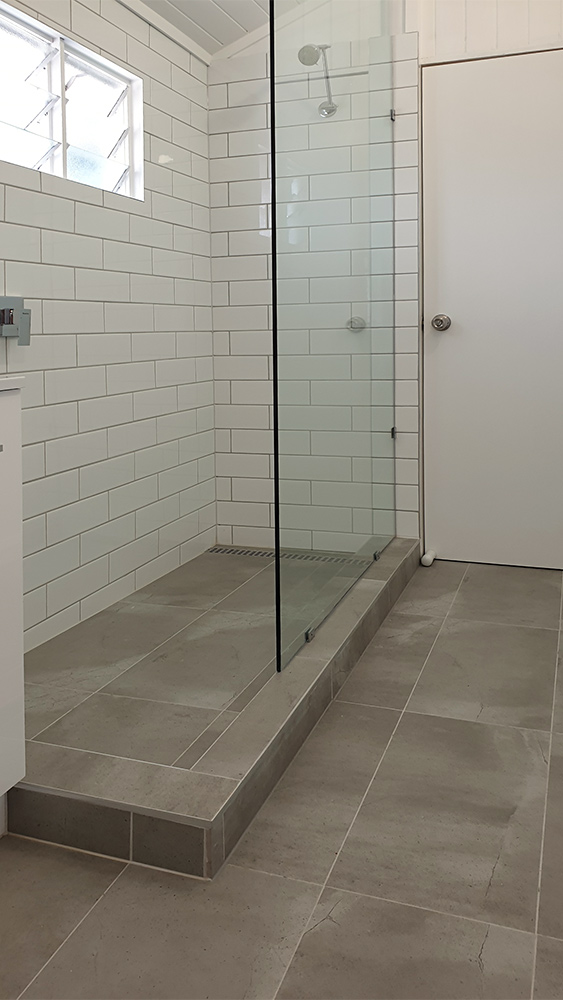 bathroom renovations – East Brisbane